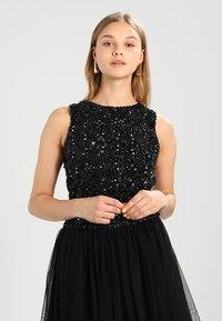 Lace & Beads - PICASSO - Débardeur - black - 0