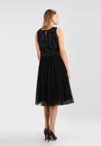 Lace & Beads - PICASSO - Débardeur - black - 3