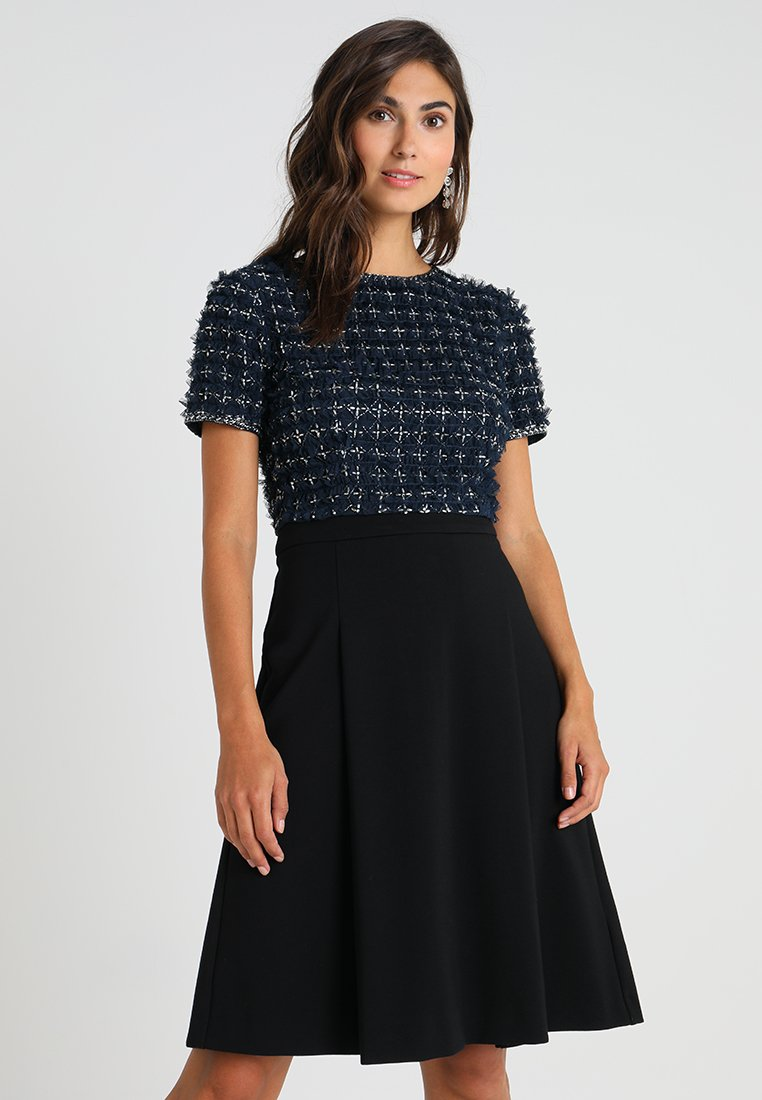 Lace & Beads - AYDAN - Bluse - navy