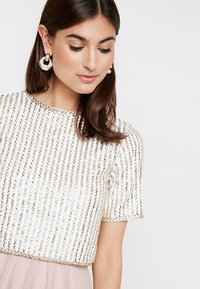 Lace & Beads - Blouse - white - 3