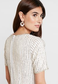 Lace & Beads - Blouse - white - 4