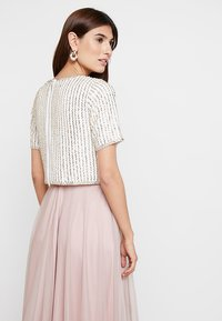 Lace & Beads - Blouse - white - 2