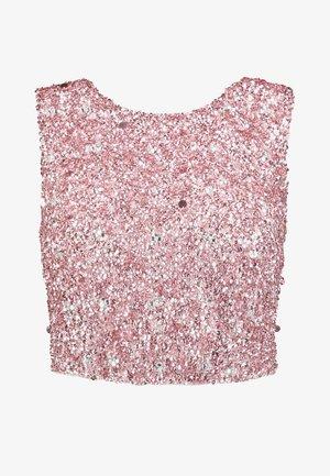 PICASSO - Toppi - dark pink