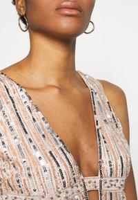 Lace & Beads - MYLA - Bluse - nude - 5