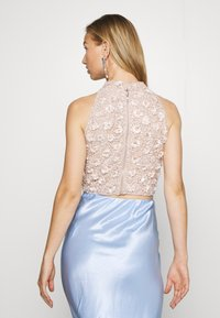 Lace & Beads - GUI - Bluse - nude - 2
