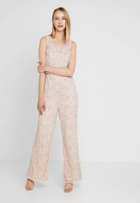 Lace & Beads - MELANIE - Jumpsuit - nude - 1