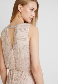 Lace & Beads - MELANIE - Jumpsuit - nude