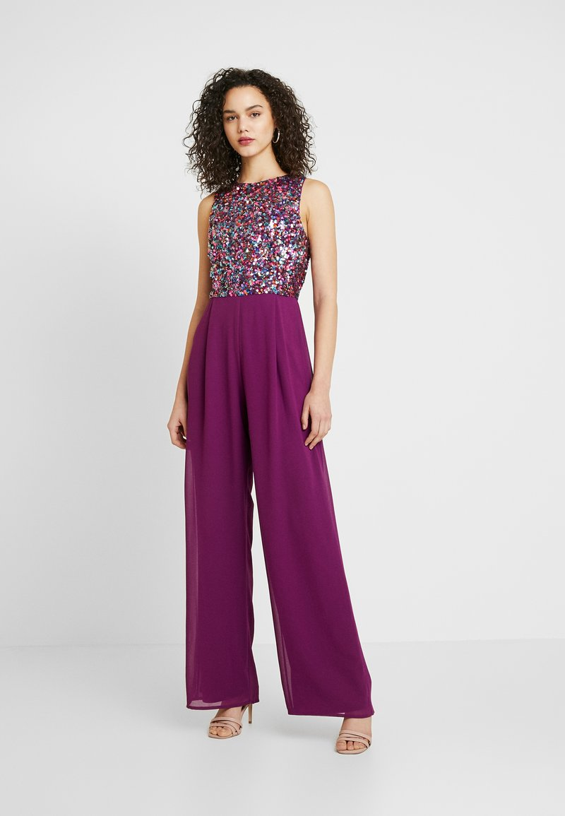 Lace & Beads - PICASSO MULTI - Jumpsuit - multi