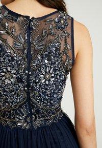Lace & Beads - RAFT MAXI - Festklänning - navy - 6