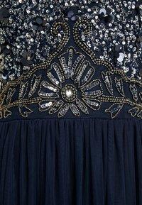 Lace & Beads - RAFT MAXI - Festklänning - navy - 3
