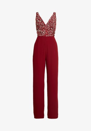 PICASSO - Jumpsuit - red