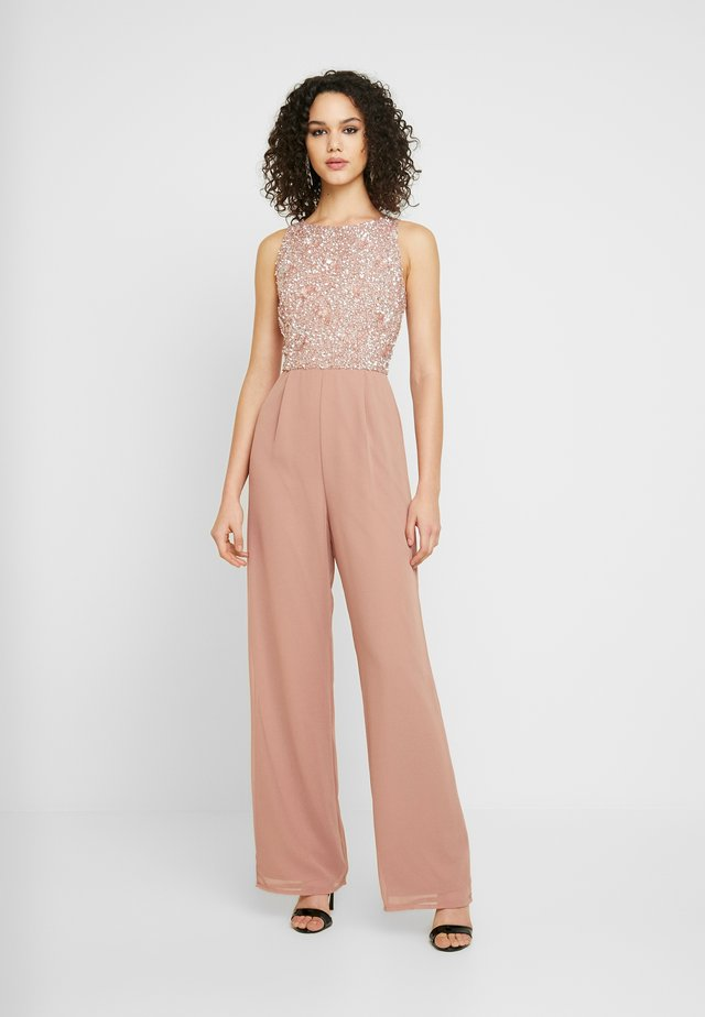 BEATRICE - Overall / Jumpsuit - mink