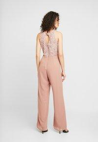 Lace & Beads - BEATRICE - Jumpsuit - mink - 2