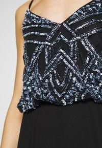 Lace & Beads - AMIE JUMPSUIT - Jumpsuit - black - 5