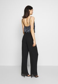Lace & Beads - AMIE JUMPSUIT - Jumpsuit - black - 2