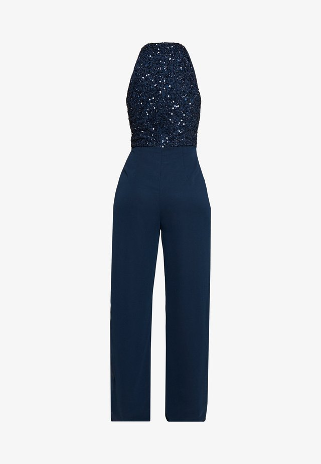AVA - Overall / Jumpsuit - navy