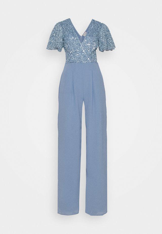 MAISON - Jumpsuit - blue