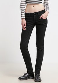 LTB - MOLLY - Slim fit jeans - black - 0