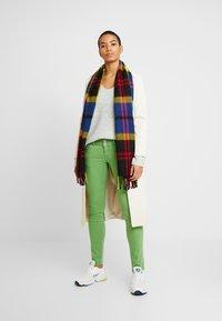 LTB - MOLLY - Jeans Skinny Fit - fluorite green - 1