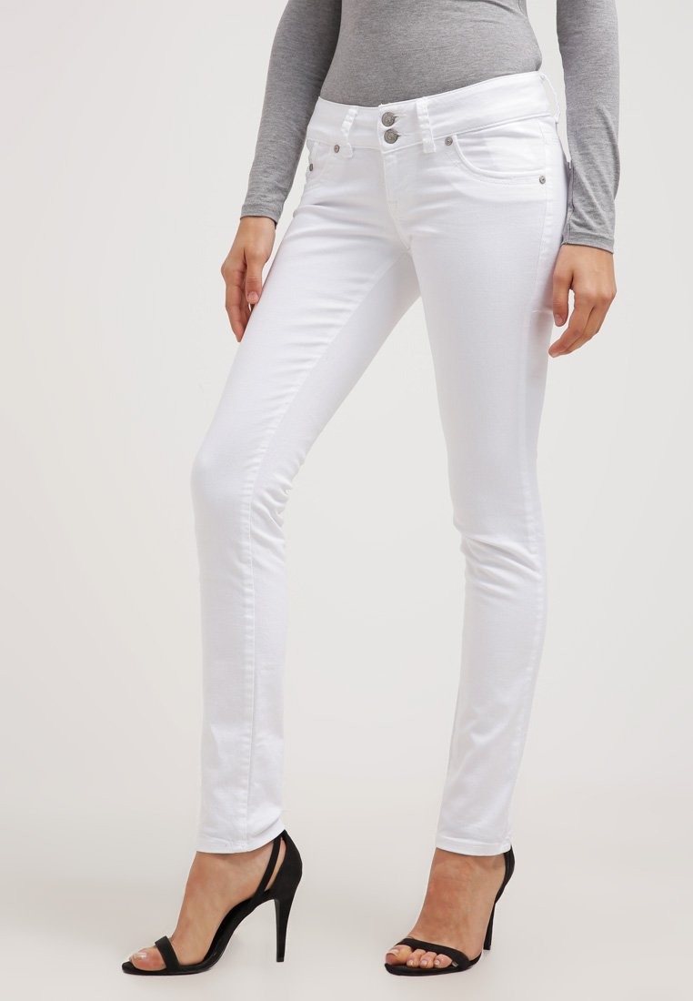 LTB - MOLLY - Jeans Skinny Fit - white
