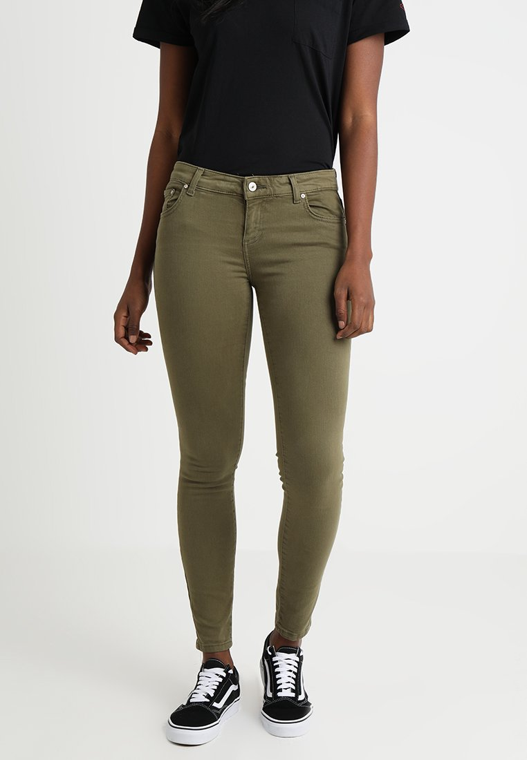LTB - MINA - Jeans Skinny Fit - vintage algea