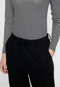 LTB - RISEGA - Pantaloni - black - 3