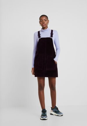 SANEFA - Denní šaty - bordeaux