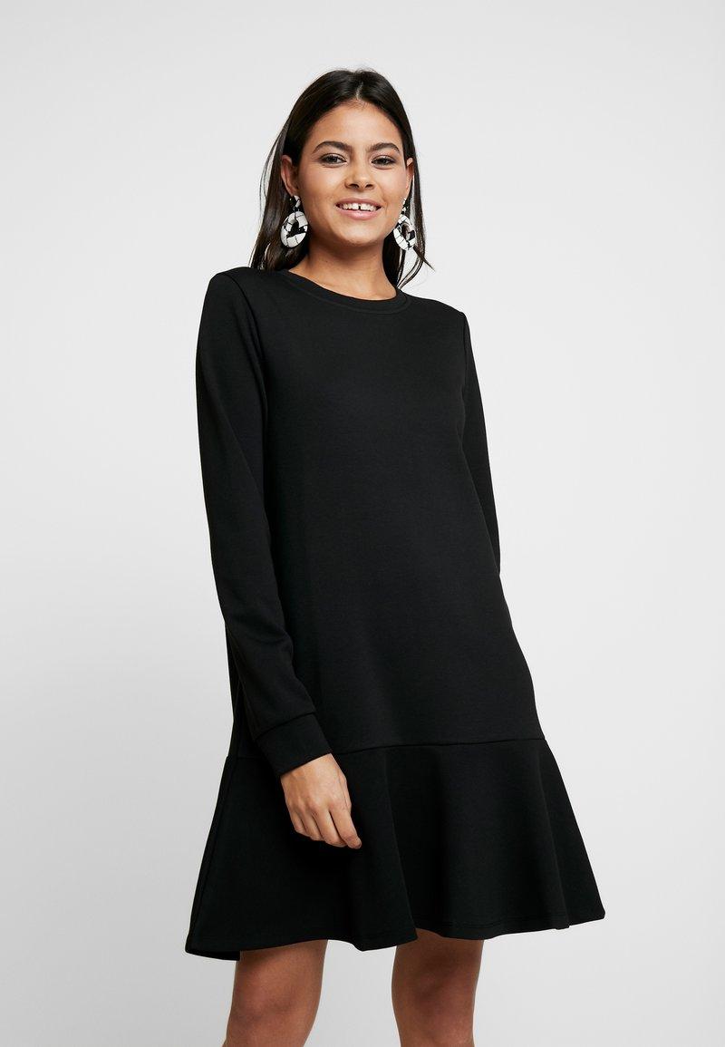LTB - GIBEXA - Žerzejové šaty - black