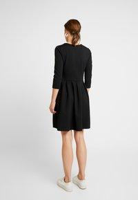 LTB - MIBOPE - Žerzejové šaty - black - 2