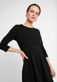 LTB - MIBOPE - Žerzejové šaty - black - 4