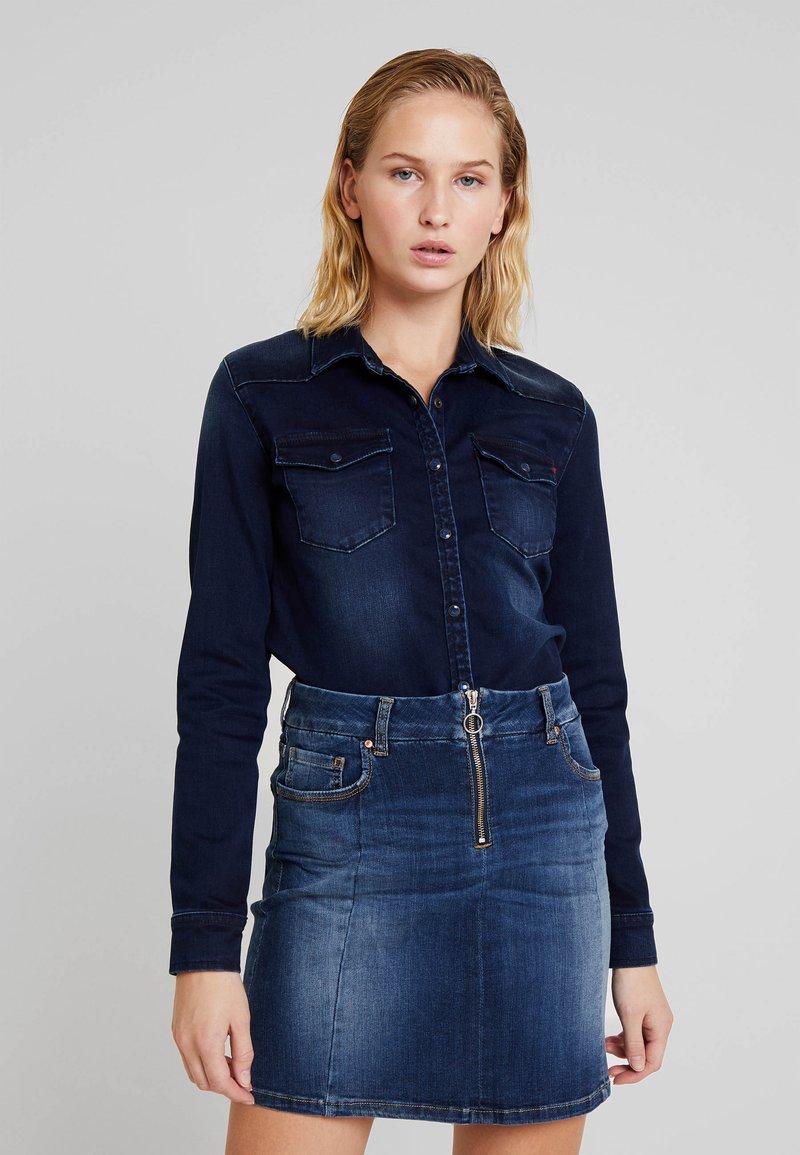 LTB - LUCINDA - Button-down blouse - ferla wash