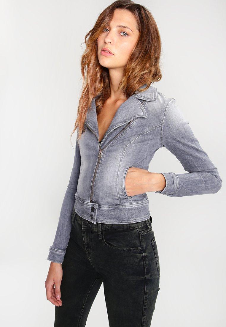 LTB - ELLEN - Kurtka jeansowa - aurora undamaged wash