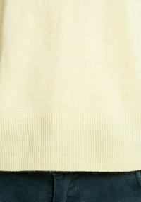LTB - HOGIKES - Pullover - light lemon - 6