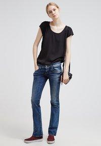 LTB - VALERIE - Jeans bootcut - blue lapis wash - 1