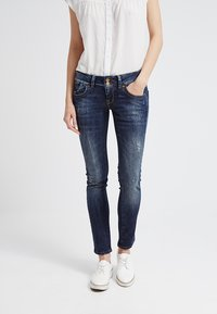 LTB - MOLLY - Jeans slim fit - oxford wash - 0