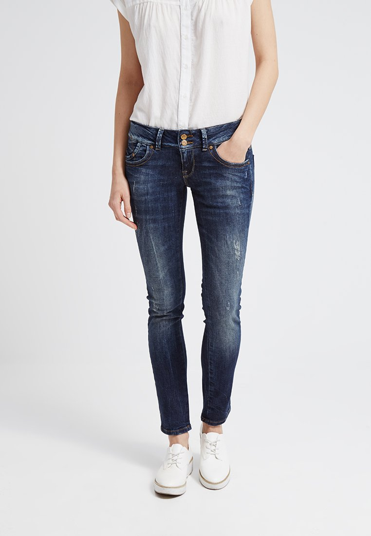 LTB - MOLLY - Jeans slim fit - oxford wash