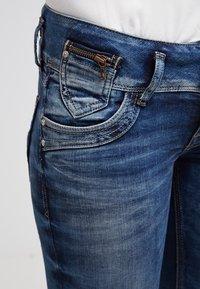LTB - JONQUIL - Jeans straight leg - blue lapis wash - 5