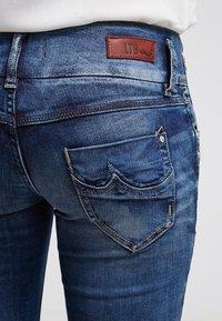 LTB - JONQUIL - Jeans straight leg - blue lapis wash - 4