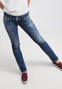 LTB - JONQUIL - Jeans straight leg - blue lapis wash - 3