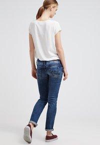 LTB - JONQUIL - Jeans straight leg - blue lapis wash - 2