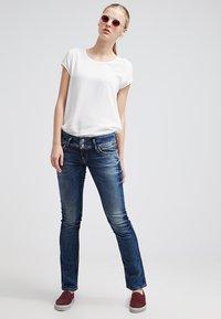 LTB - JONQUIL - Jeans straight leg - blue lapis wash - 1