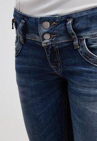 LTB - JONQUIL - Jeans straight leg - blue lapis wash - 6