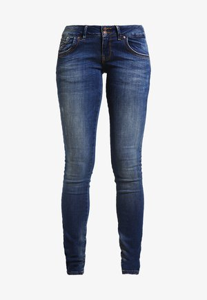 MOLLY - Vaqueros slim fit - erwina wash