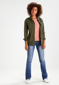 LTB - VALERIE - Bootcut jeans - ceciane wash - 2