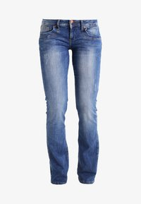 LTB - VALERIE - Bootcut jeans - ceciane wash - 6