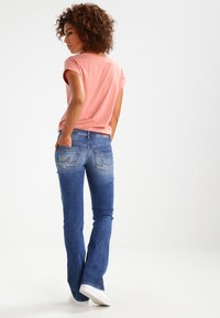 LTB - VALERIE - Bootcut jeans - ceciane wash - 3