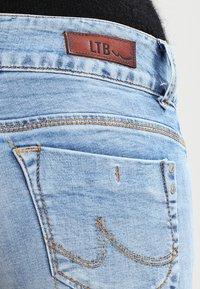LTB - MOLLY - Slim fit jeans - stone blue Denim - 5