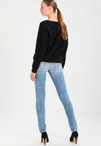 LTB - MOLLY - Slim fit jeans - stone blue Denim - 3