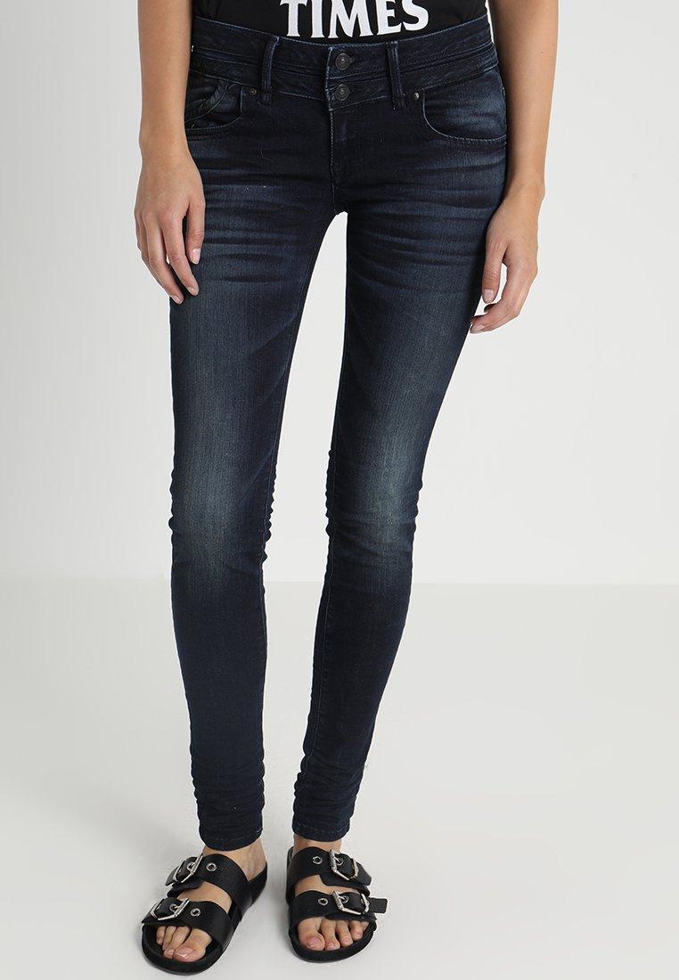 LTB - JULITA  - Jeans Skinny Fit - hidella wash