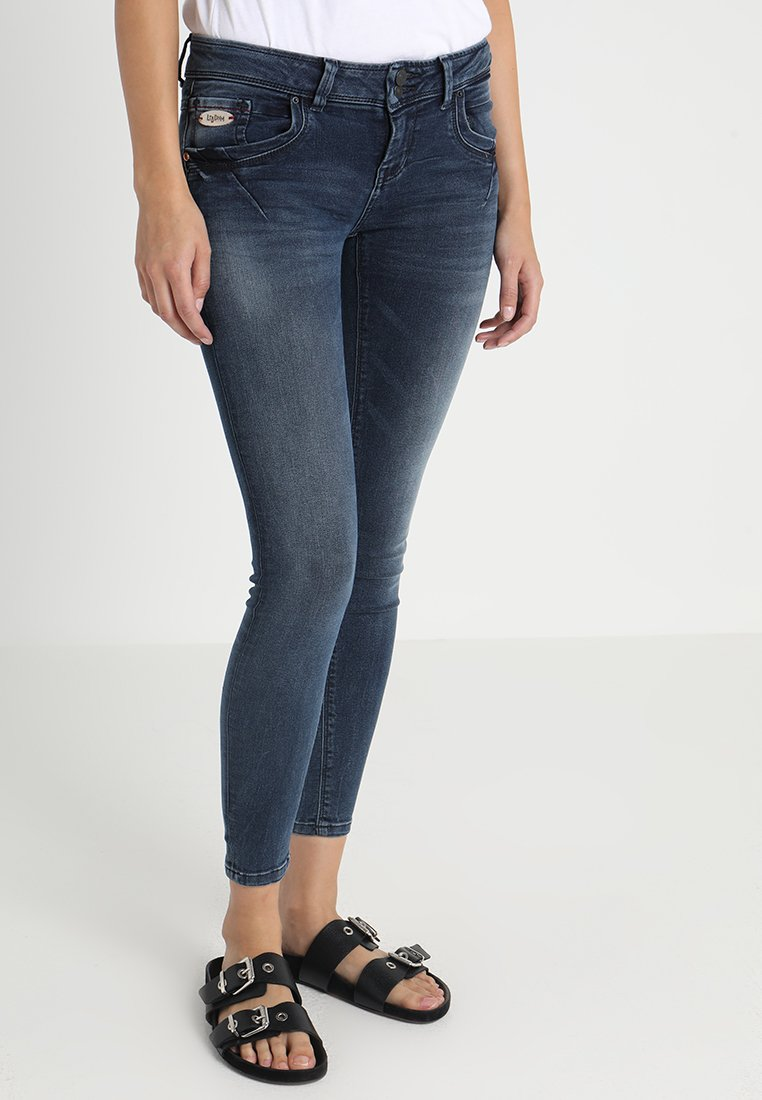 LTB - SENTA - Jeans Skinny - dark-blue denim
